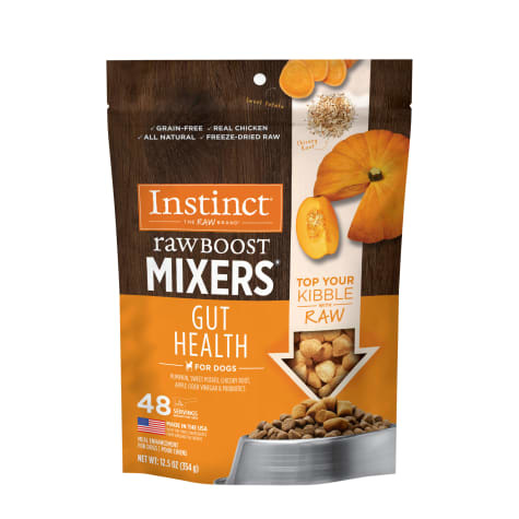 Instinct Instinct Raw Boost Freeze Dried Mixers Gut Health Dog