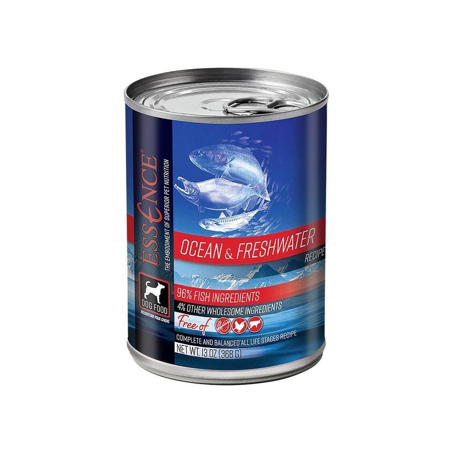 Zignature Essence Ocean & Freshwater Formula Wet Dog Food 13oz