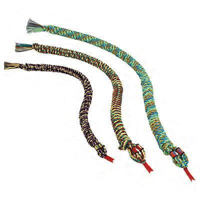 Mammoth Mammoth SnakeBiter Rope Tug Dog Toy