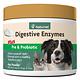 NaturVet NaturVet Digestive Enzymes Plus Probiotic 4oz Powder