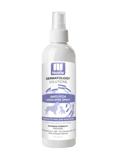 Nootie Nootie Anti-Itch Medicated Spray 8oz