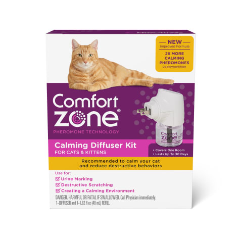 Central Comfort Zone Calming Diffuser for Cats