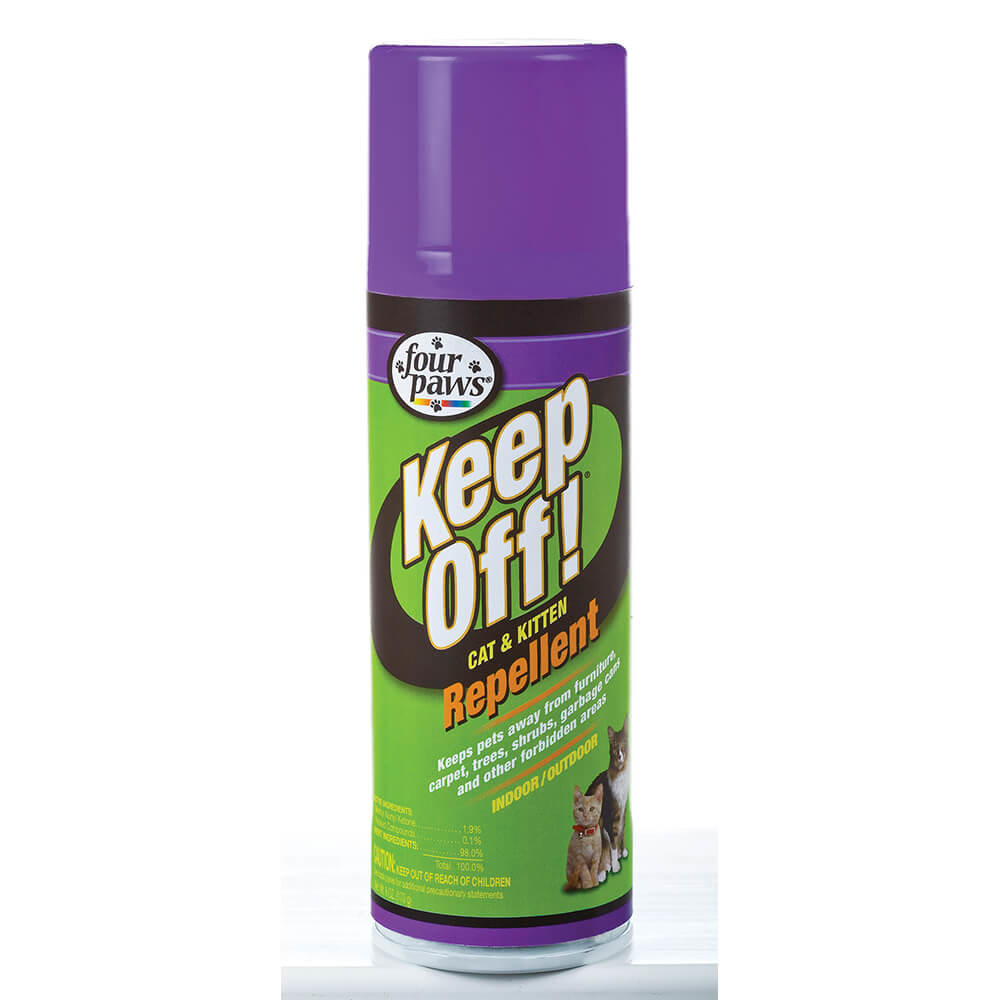 Four Paws Four Paws Keep Off Repellent Cat & Kitten 6oz