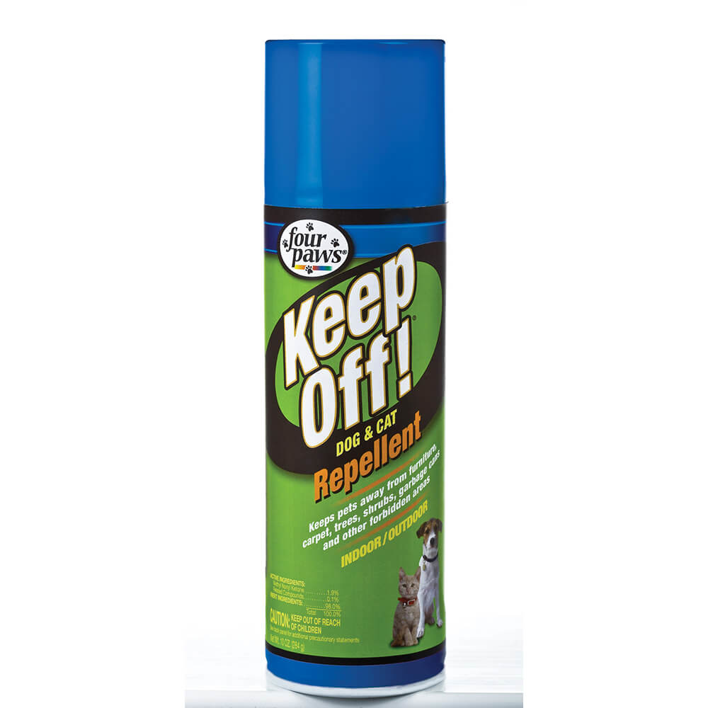 Four Paws Four Paws Keep Off Repellent Indoor/Outdoor 10oz