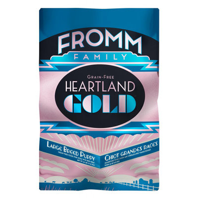 Fromm Fromm Heartland Gold Large Breed Puppy Dry Dog Food