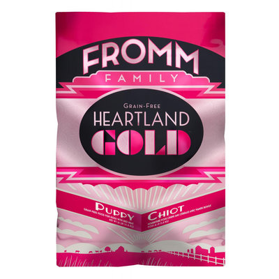 Fromm Fromm Heartland Gold Puppy Dry Dog Food