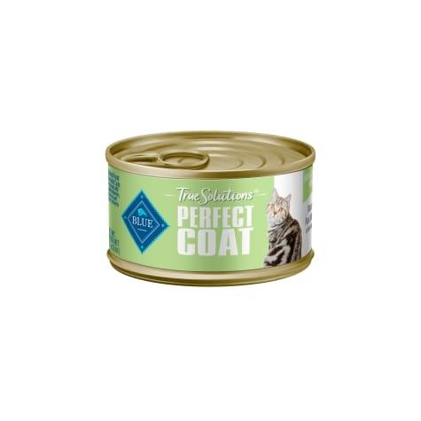 Blue Buffalo Blue Buffalo True Solutions Perfect Coat Wet Cat Food 5.5oz
