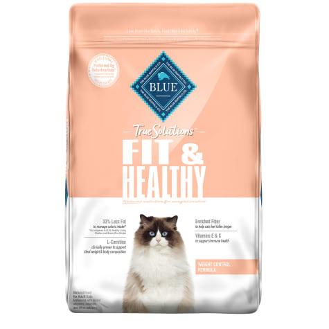 Blue Buffalo Blue Buffalo True Solutions Fit & Healthy Dry Cat Food