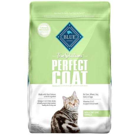 Blue Buffalo Blue Buffalo True Solutions Perfect Coat Dry Cat Food