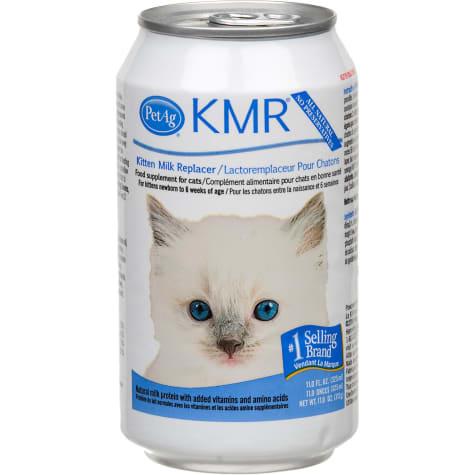 PetAg KMR Kitten Milk Replacer Liquid 11oz