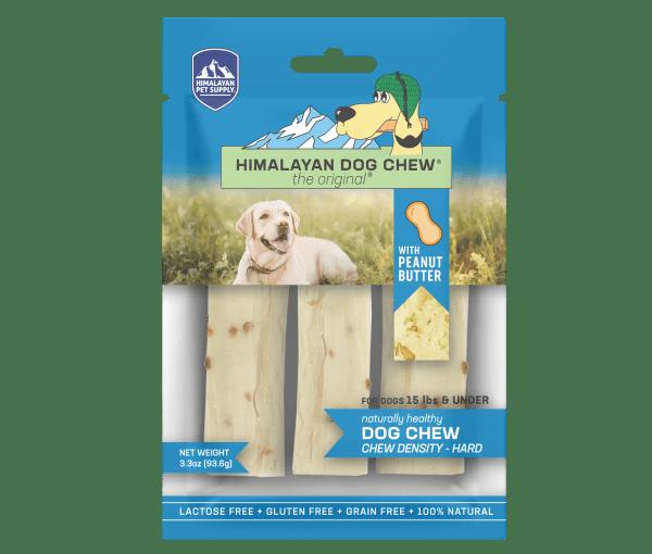 Himalayan Himalayan Dog Chew Peanut Butter