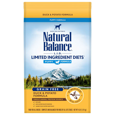 Natural Balance Natural Balance Limited Ingredient Diet Duck & Potato Puppy Dry Dog Food