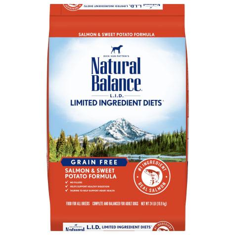 Natural Balance Natural Balance Limited Ingredient Diet Salmon & Sweet Potato Dry Dog Food