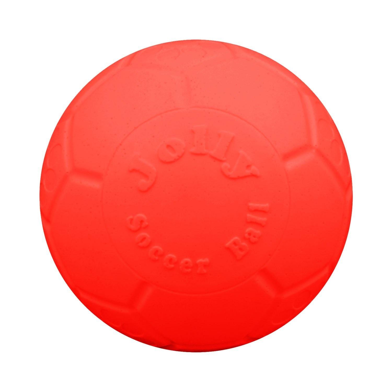 Jolly Pet Jolly Soccer Ball Dog Toy