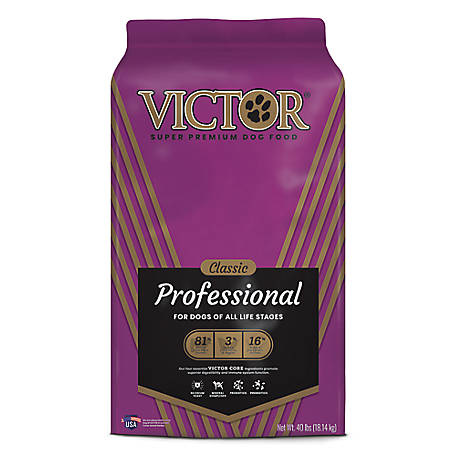 Victor Victor Professional Dry Dog Food