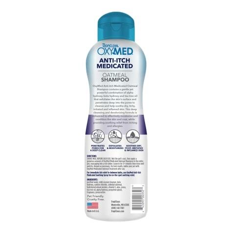 TropiClean TropiClean OxyMed Shampoo 20oz