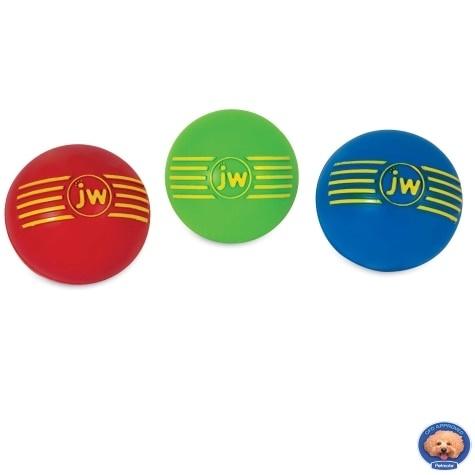 JW Pet JW Pet iSqueak Ball Large