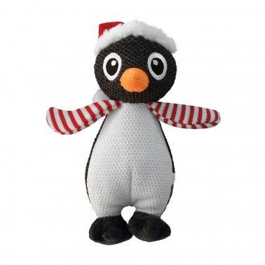 Kong Kong Holiday Whoopz Penguin Medium Dog Toy