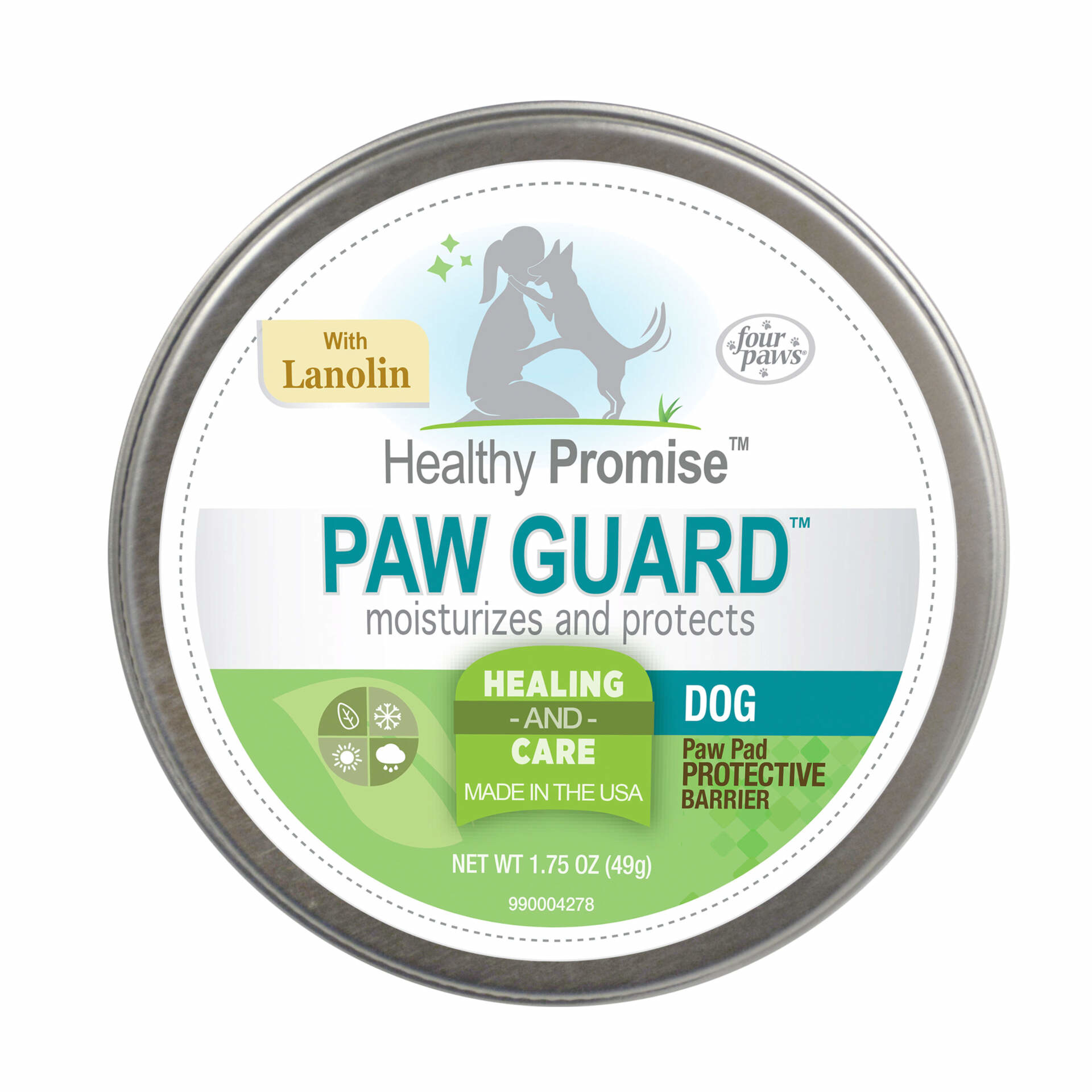 Four Paws Four Paws Paw Guard Wax 1.75oz