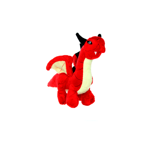 VIP Products VIP Mighty Dragons Dog Toy Red