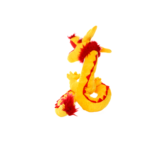 VIP Products VIP Mighty Dragons Dog Toy Yellow