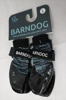 Barn Dog Barn Dog Paw Sock With Velcro