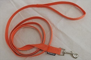 "Barn Dog Barn Dog Two Tone Lead 3/8"" x 6'"