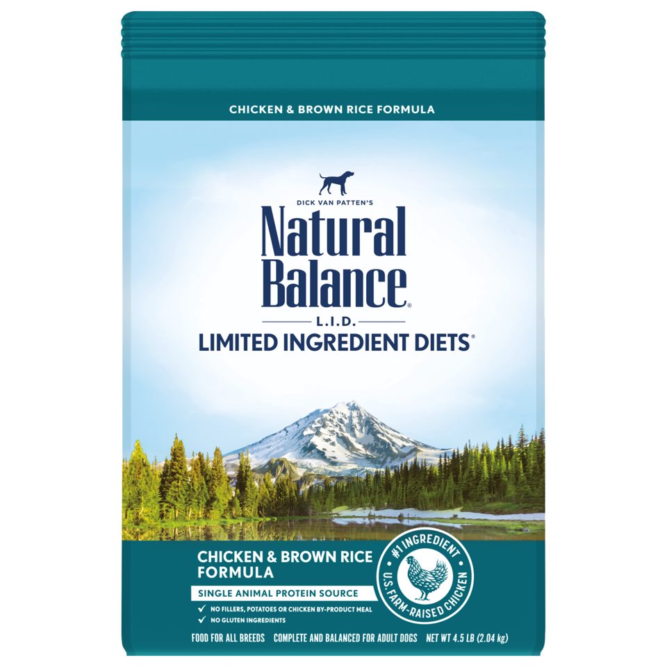 Natural Balance Natural Balance Limited Ingredient Diet Chicken & Brown Rice Dry Dog Food