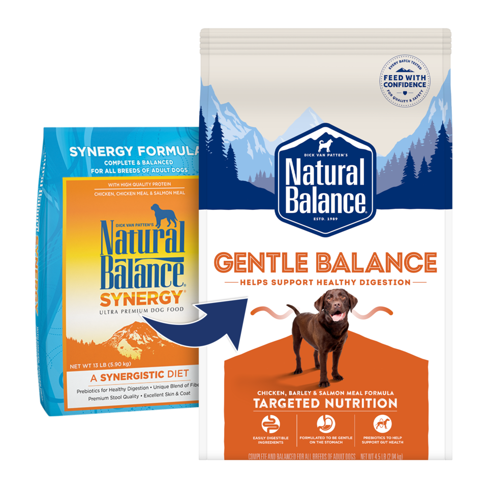 Natural Balance Natural Balance Gentle Balance Chicken Dry Dog Food