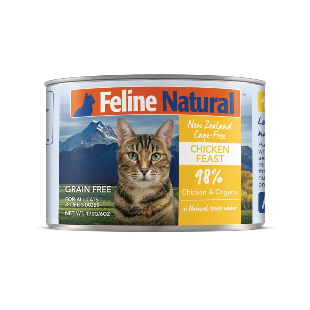 Feline Natural Feline Natural Chicken Feast Wet Cat Food