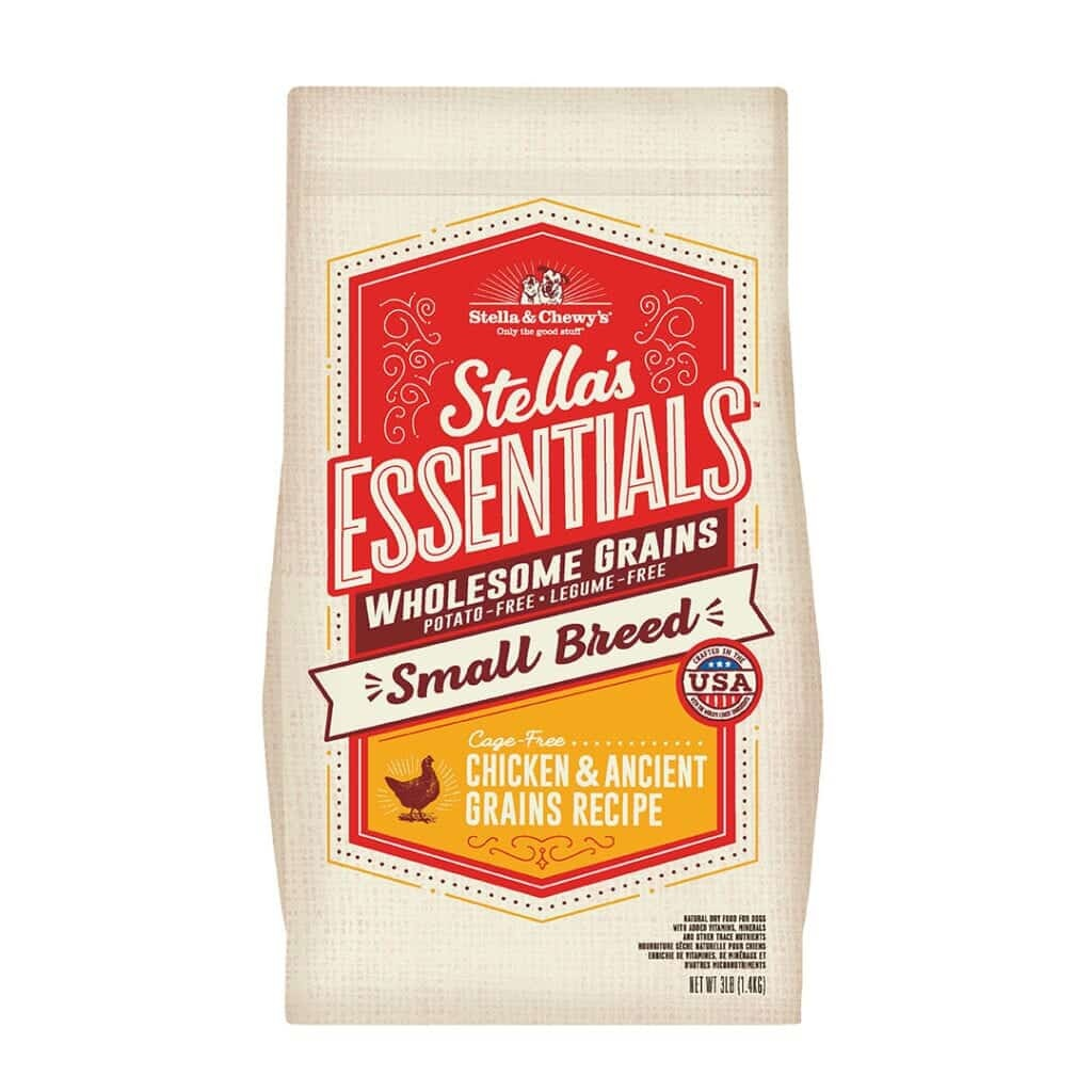 Stella & Chewy's Stella & Chewy's Essentials Chicken with Ancient Grains Small Breed Dog Food