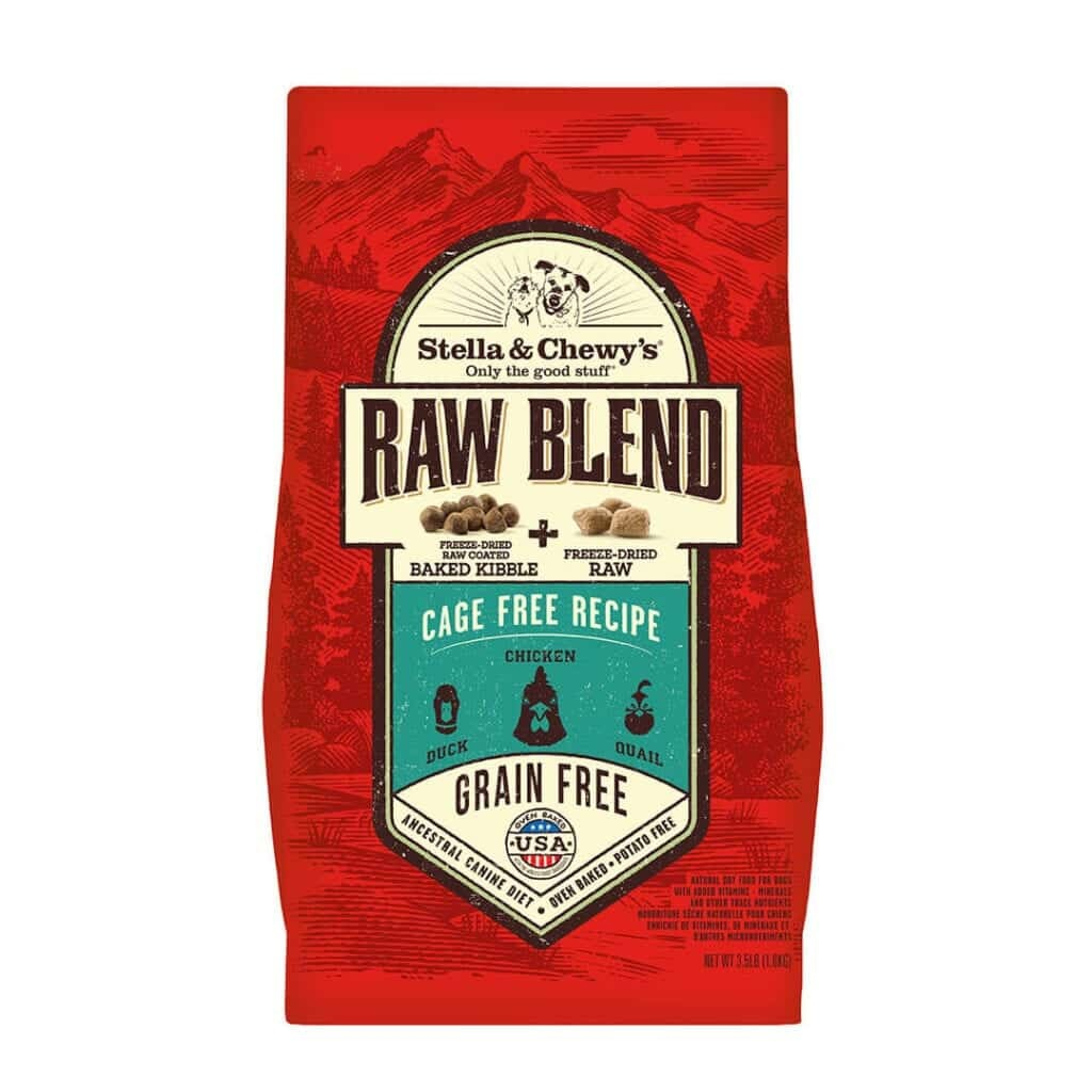 Stella & Chewy's Stella & Chewy's Raw Blend Cage-Free Dry Dog Food