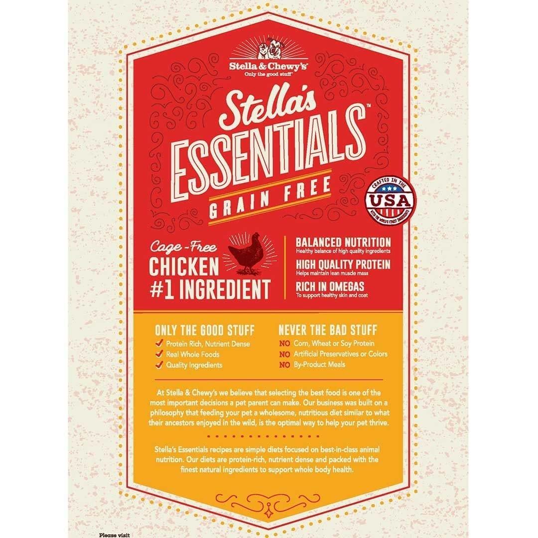 Stella & Chewy's Stella & Chewy's Essentials Grain Free Prairie Recipe Dry Dog Food
