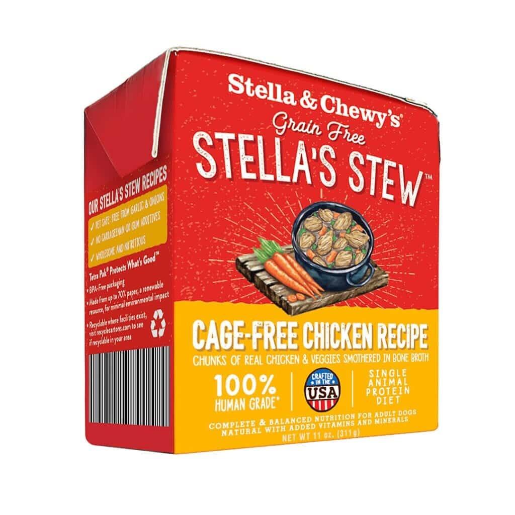 Stella & Chewy's Stella & Chewy's Stew Cage-Free Chicken Wet Dog Food 11oz