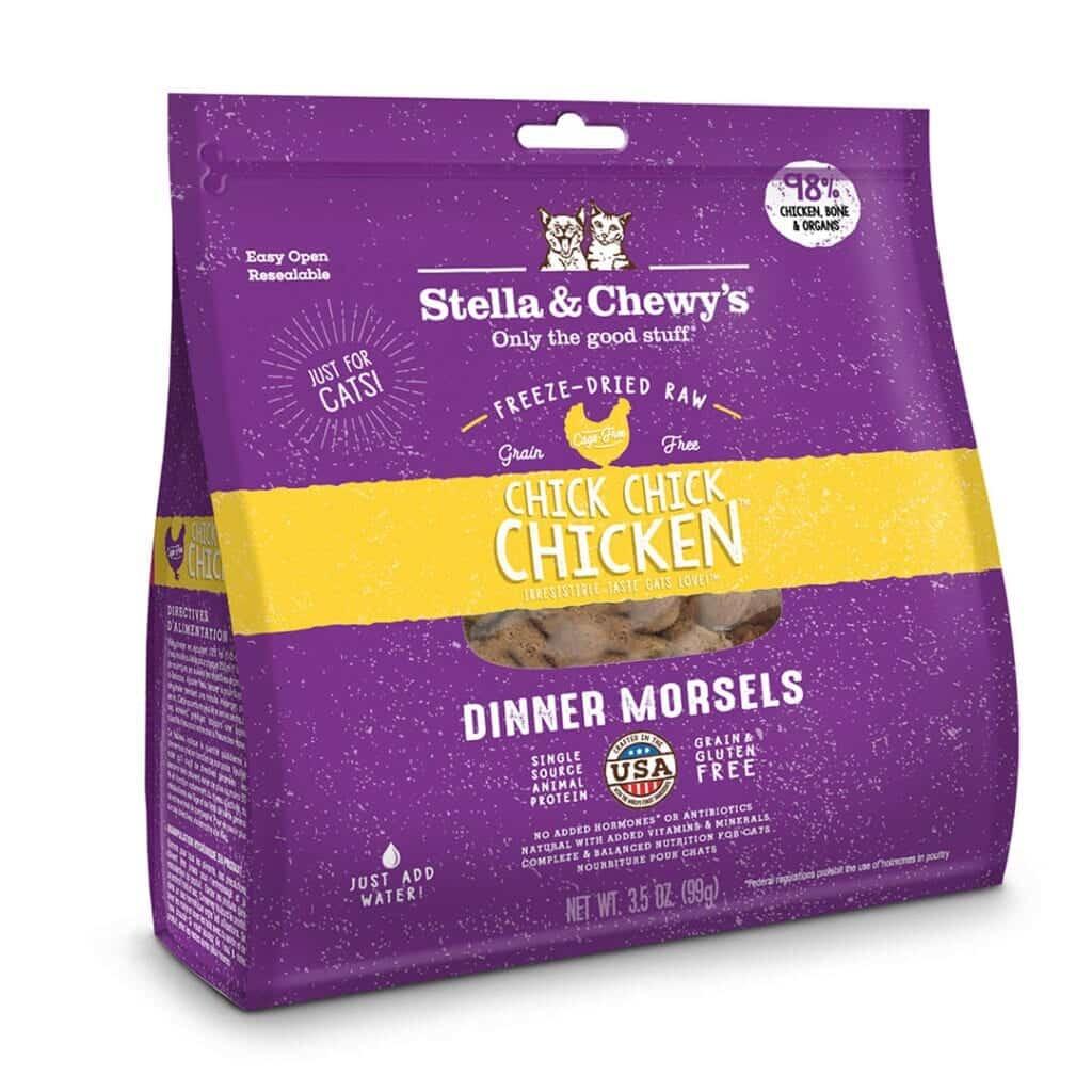 Stella & Chewy's Stella & Chewy's Chick, Chick, Chicken Freeze Dried Cat Food