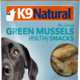 K9 Natural K9 Natural Freeze Dried Green Lipped Mussels Dog Treat 1.76oz