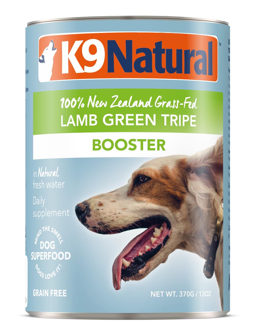 K9 Natural K9 Natural Lamb Green Tripe Booster Wet Dog Food 13oz