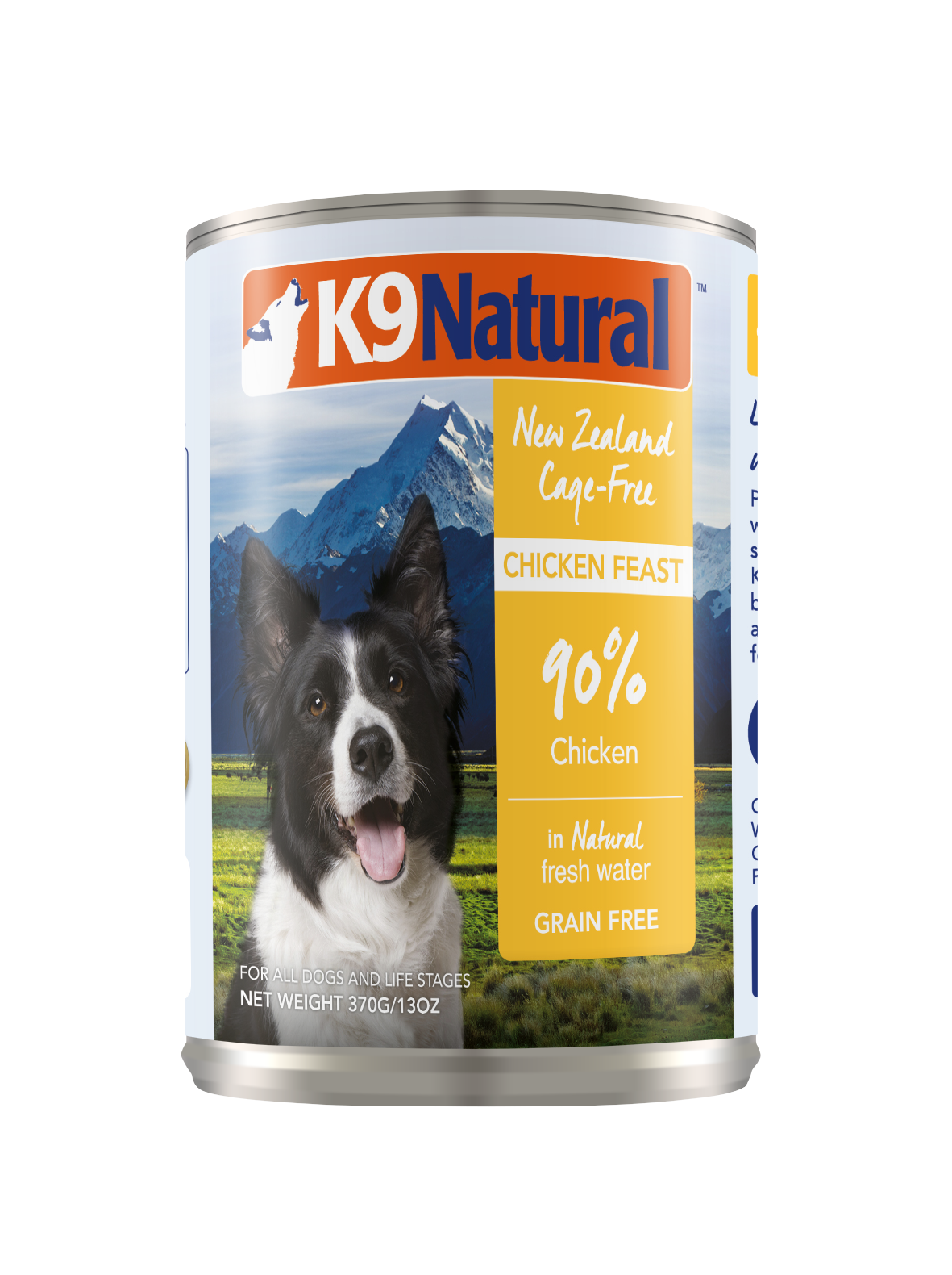 K9 Natural K9 Natural Chicken Feast Wet Dog Food 13oz