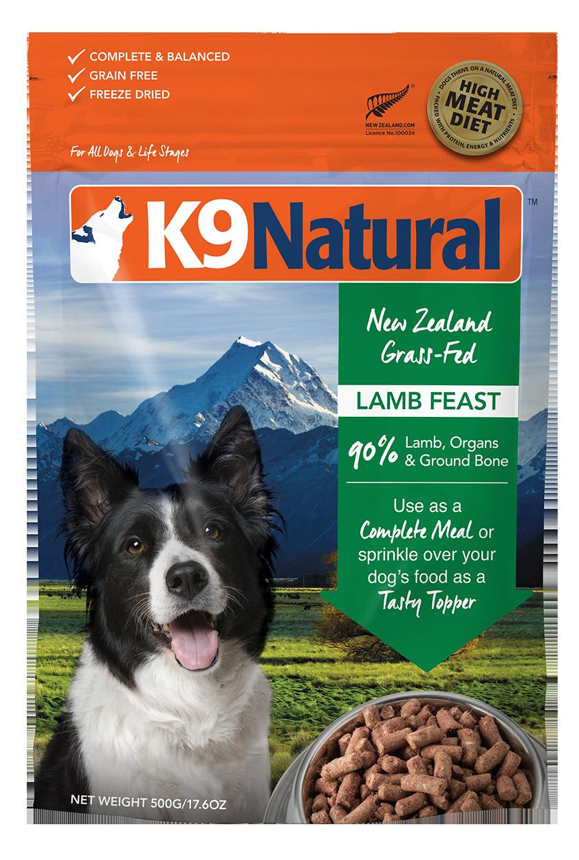 K9 Natural K9 Natural Freeze Dried Lamb Feast Dog Food