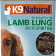 K9 Natural K9 Natural Freeze Dried Lamb Lung Protein Bites 1.7oz