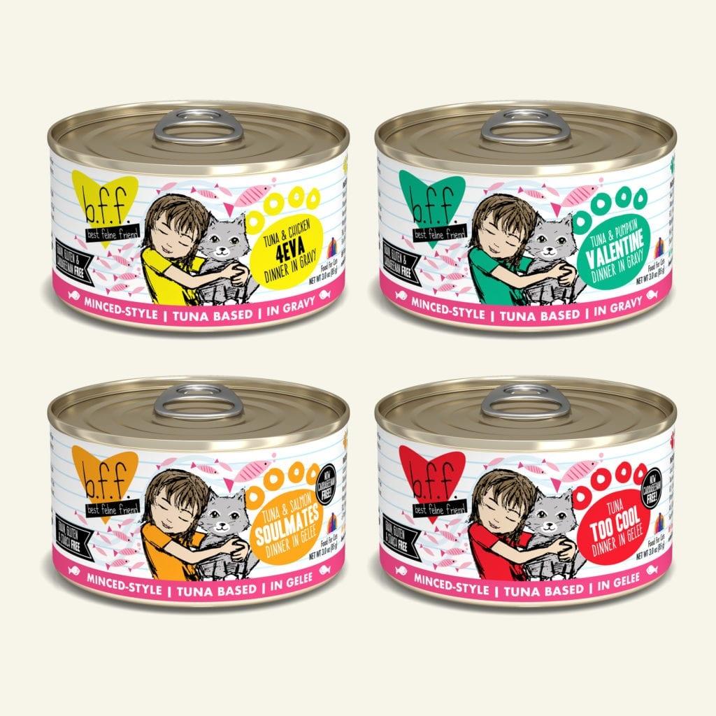 Weruva Weruva BFF Batch 'O Besties Variety Pack Wet Cat Food