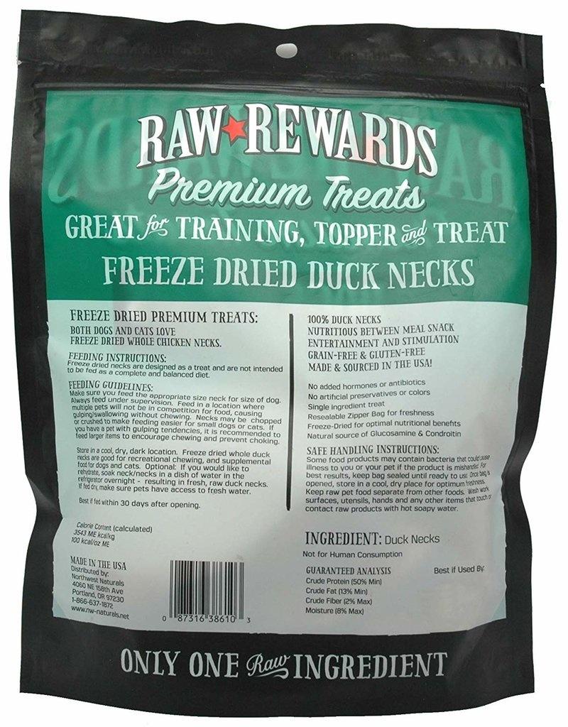 Northwest Naturals Northwest Naturals Freeze Dried Duck Necks Dog Treat 5oz