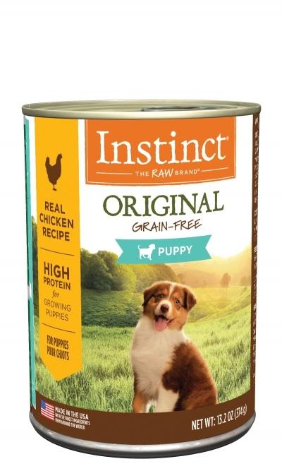 Instinct Instinct Original Puppy Wet Dog Food 13.2oz