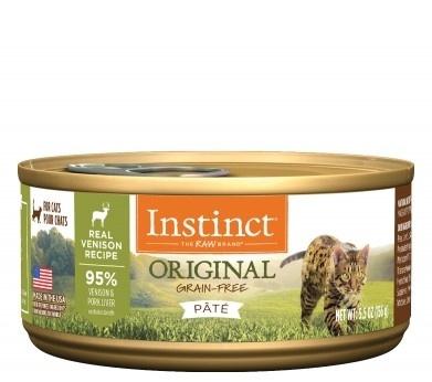 Instinct Instinct Original Venison Wet Cat Food