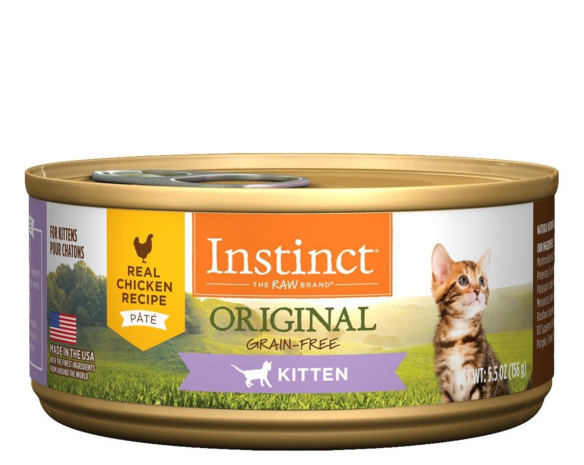 Instinct Instinct Original Chicken Kitten Wet Cat Food