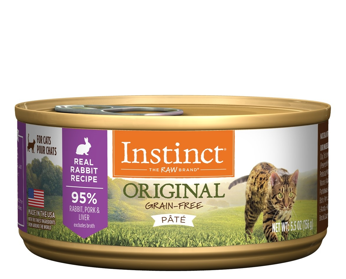 Instinct Instinct Original Rabbit Wet Cat Food