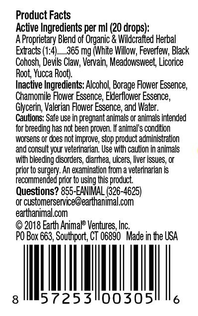 Earth Animal Earth Animal Aches & Discomfort 2oz