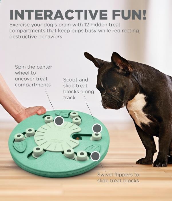 Outward Hound Outward Hound Dog Worker Level 3 Interactive Dog Toy