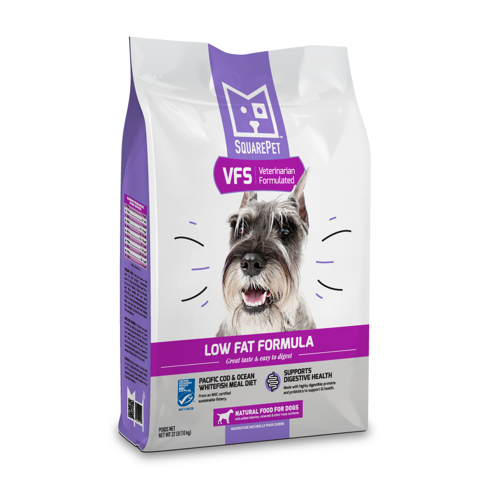 Squarepet Squarepet VFS Canine Low Fat Formula Dry Dog Food