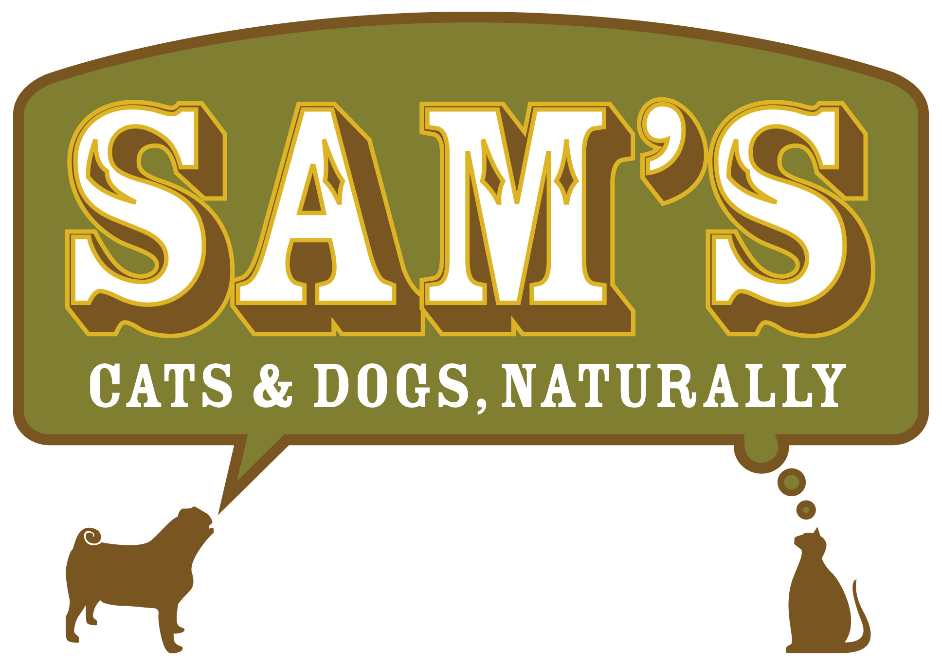 Sam's Cats & Dogs, Naturally